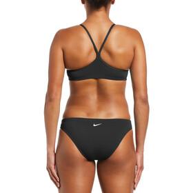 Nike Swim Essential Racerback Bikini Women, nero